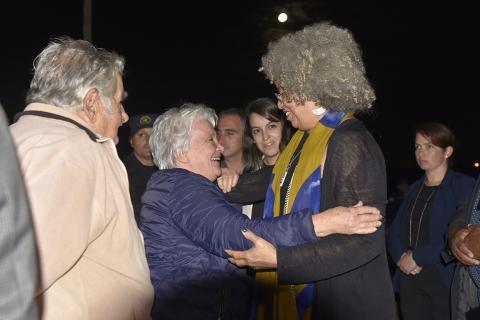 Magistral Ángela Davis