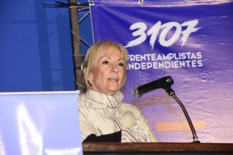 Presentación de la lista independiente 3107